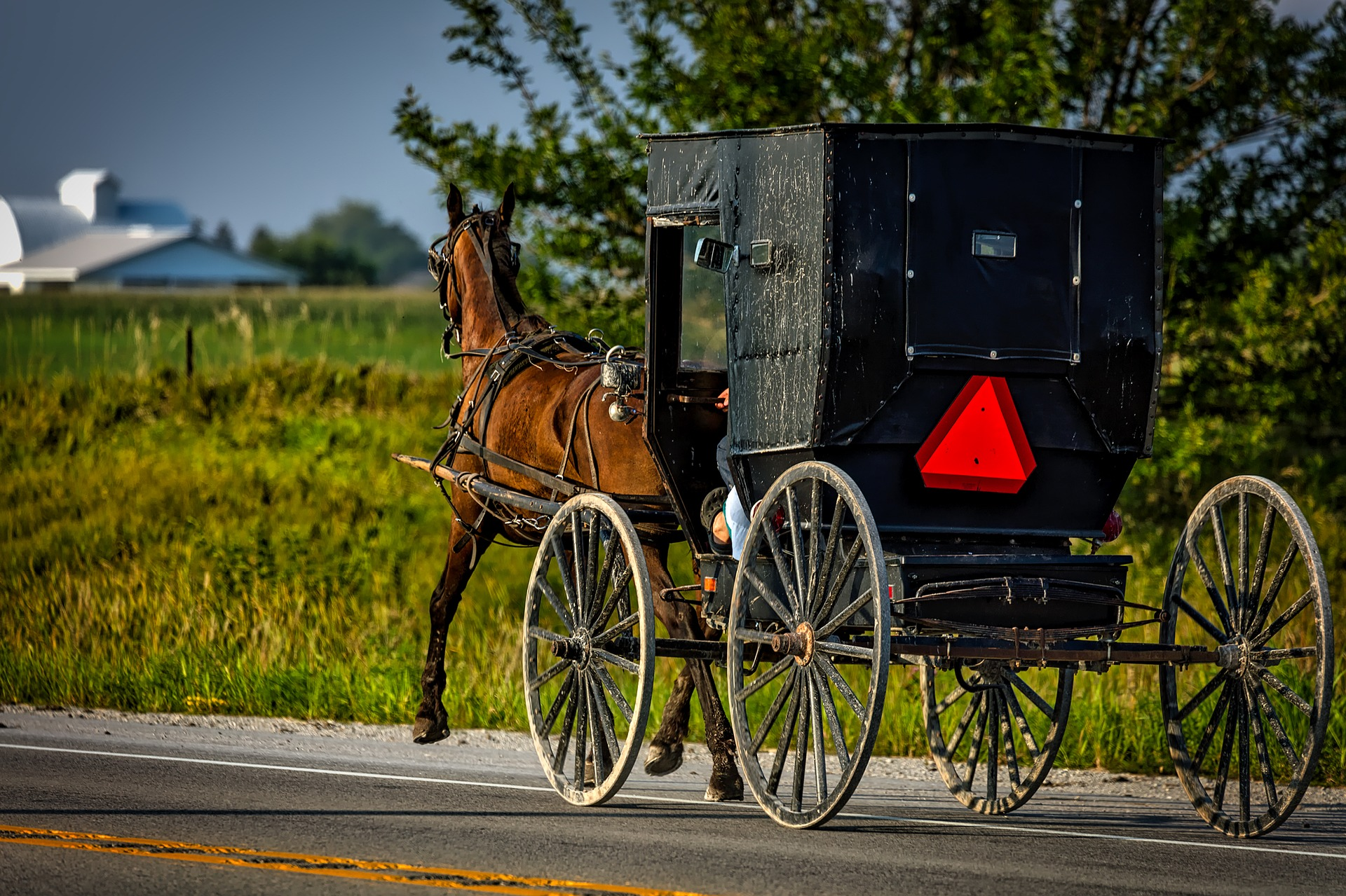 Amish lancaster Pennsylvania